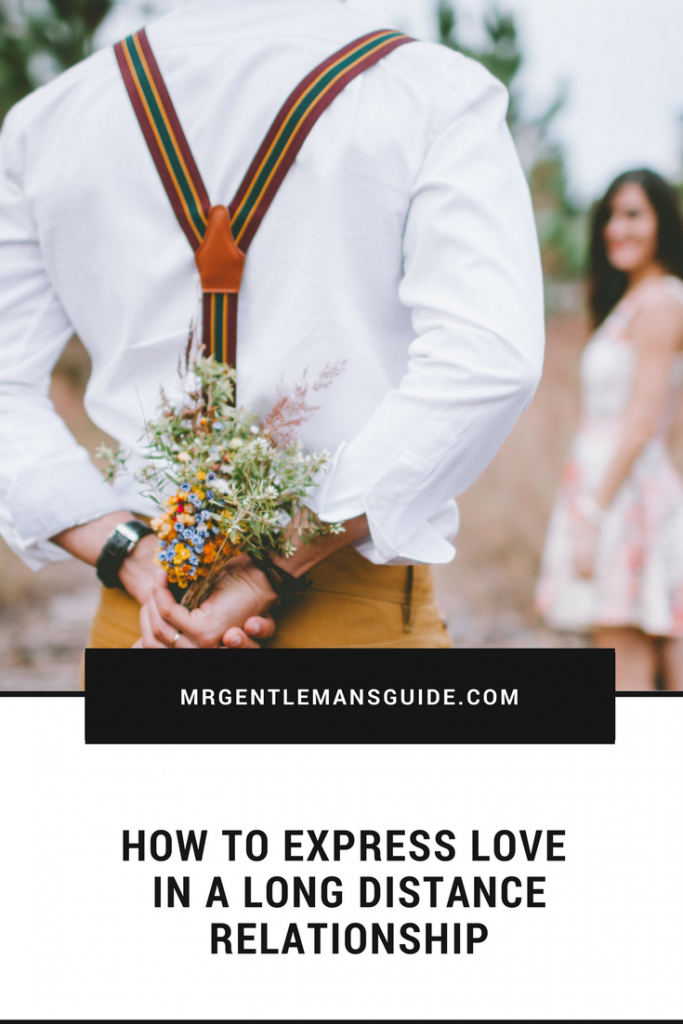 How To express love in a long distance relationship