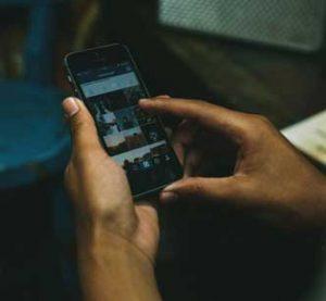 No drama on social media