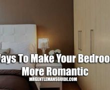 Ways To Make Your Bedroom More Romantic (Romantic Bedroom Ideas)
