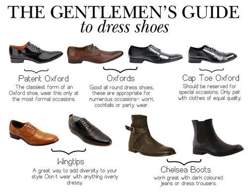 Gentlemans Shoes